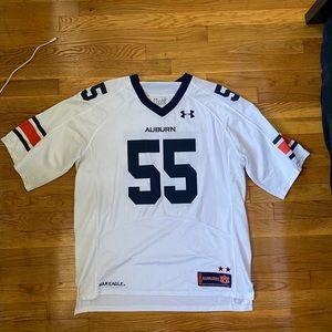 Auburn university Jersey #55